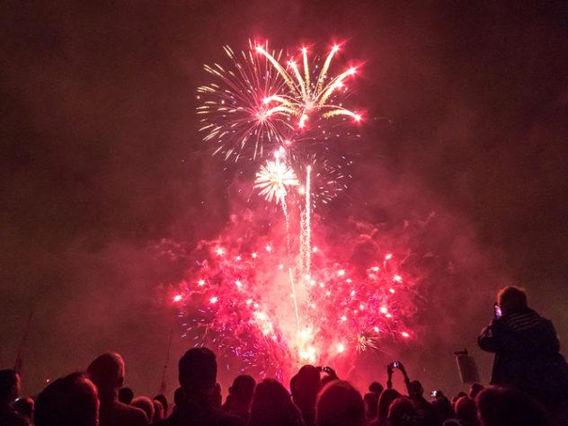 Responsible Fireworks