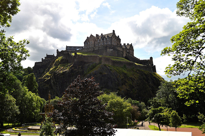 Staying Edinburgh