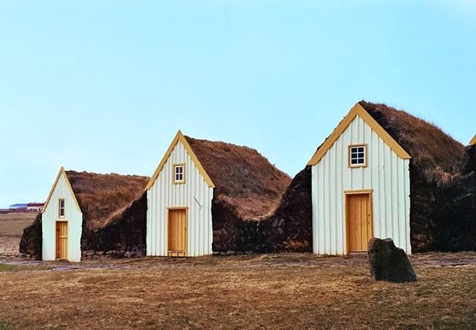 Alternative house