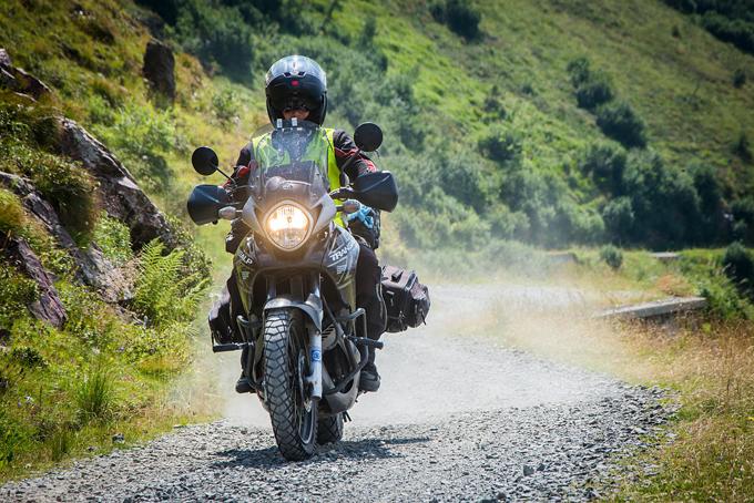 motorcycle touring Ireland