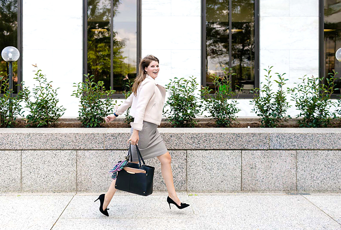 Handbags shoes