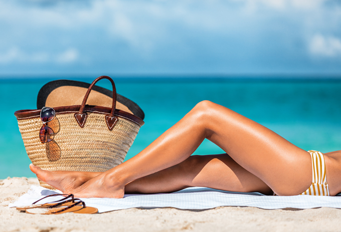 Skin For Summer