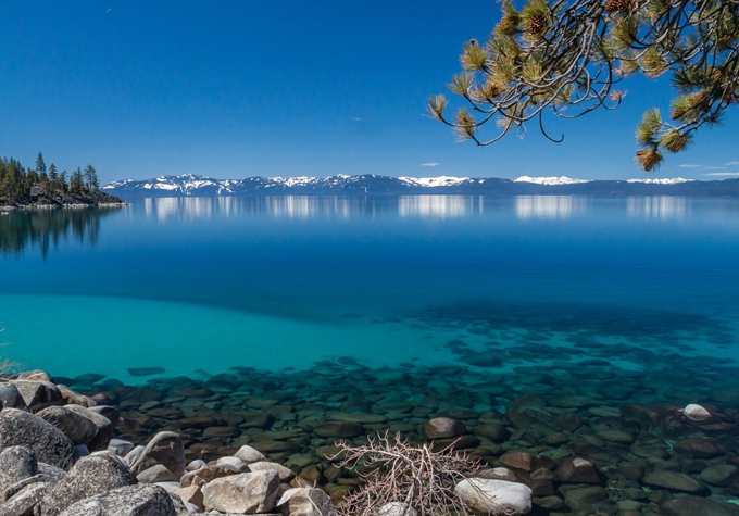 Lake Tahoe attractions