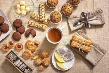 Matilde Vicenzi pastries