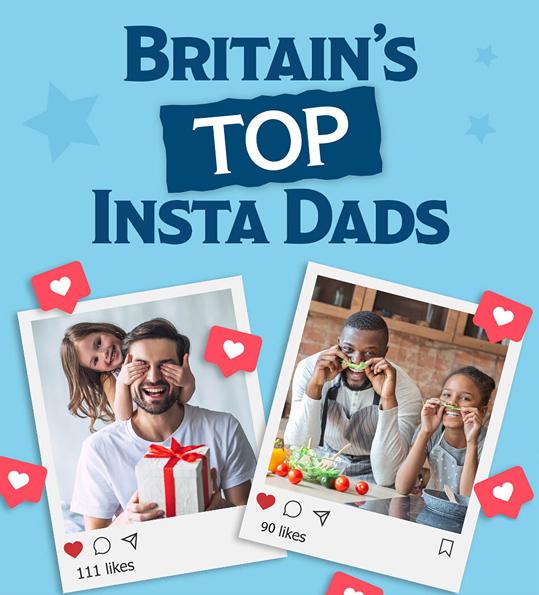 Instagram dads