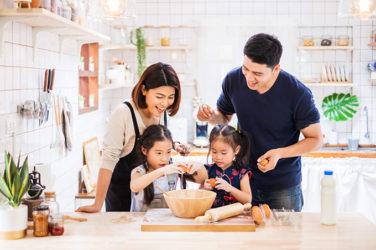 Asian Cuisine Home