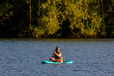 get fit paddle board