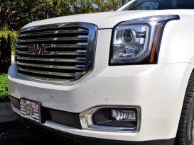 features new GMC Yukon