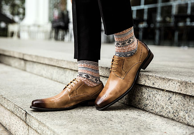 oxford shoes tips