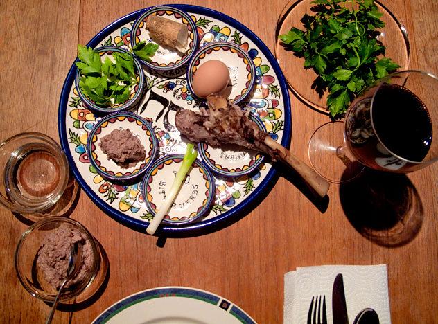 food Passover Program