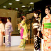 Kimono as fashion